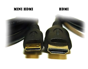 cable Celularya HDMI Mini